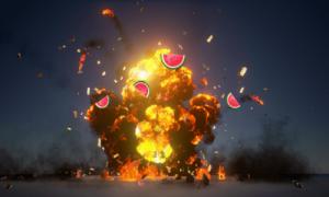 انفجار خانه گریمولد