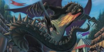 هری و اژدها