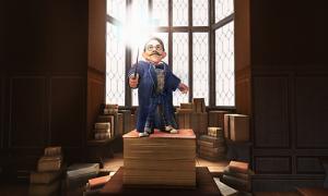 پروفسور فلیت ویک در بازی