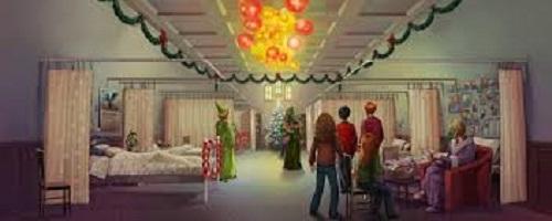 بیمارستان سوانح و بیماری های جادویی سنت مانگو