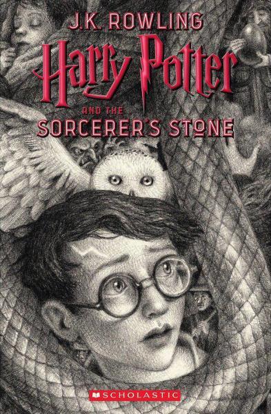 جلد جدید کتاب هری پاتر و سنگ جادو