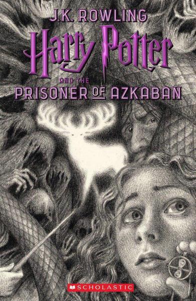جلد جدید کتاب هری پاتر و زندانی آزکابان