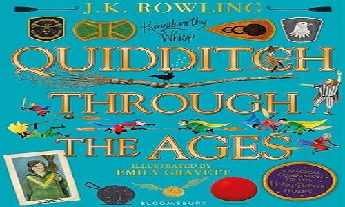 نسخه مصور کتاب کوییدیچ در گذر زمان منتشر شد.