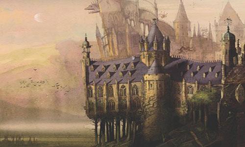 تصاویر جدید از نسخه مصور و کودکان کتاب سنگ جادو