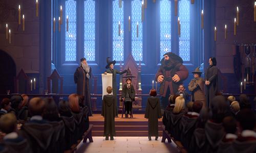 تریلر بازی جدید هری پاتر، رمز و راز هاگوارتز
