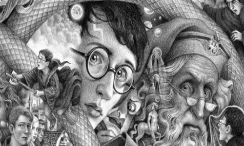 انتشار نسخهی مصور قصههای بیدل نقال و جلدهای جدیدی برای هری پاتر