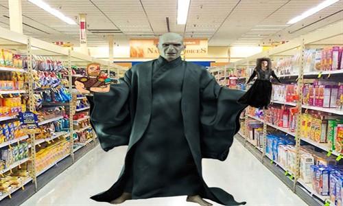 فروشگاه مرگخواران: دو تا بخر، سه تا ببر!